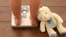 Quarter of Welsh children overweight