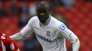 Enoch Showunmi  has signed to Notts County Football Club from Tranmere Rovers