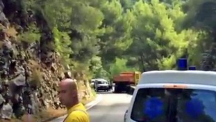 Three Britons have died after a car crash in Croatia.