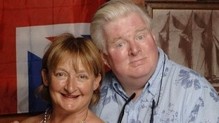 Actor Kenny Ireland who died today, aged 68.