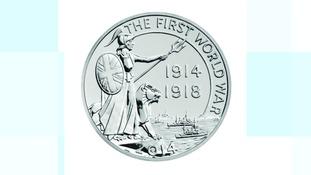 WW1 coin
