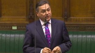 David Ruffley MP.