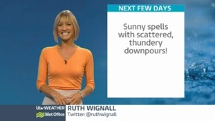 West Midlands weather update