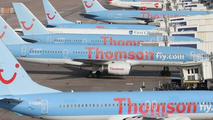 Thomson Airlines flight 297 had to be diverted