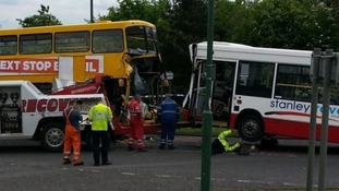 Legal action to be taken over Stanley bus crash