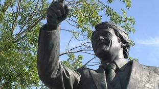 The Sir Bobby Robson at Portman Road.
