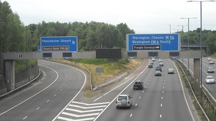 The motorway