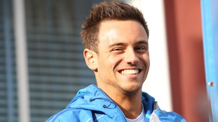 Olympic champ Tom Daley is hoping for Commonwealth success with teammate James Denny.