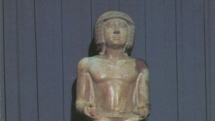 The Sekhemka statue