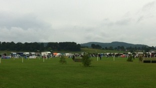 14,000 are expected to visit the show this weekend