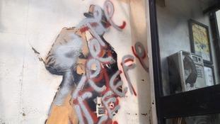 Cheltenham Banksy
