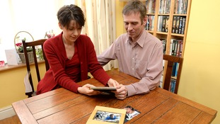 Fiona and Tim Spargo-Mabbs say their son Daniel