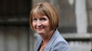 Shadow Culture Secretary Harriet Harman.
