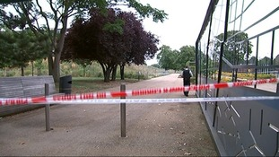 Police were called to Burgess Park last night