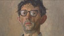 Self portrait, Norman Cornish