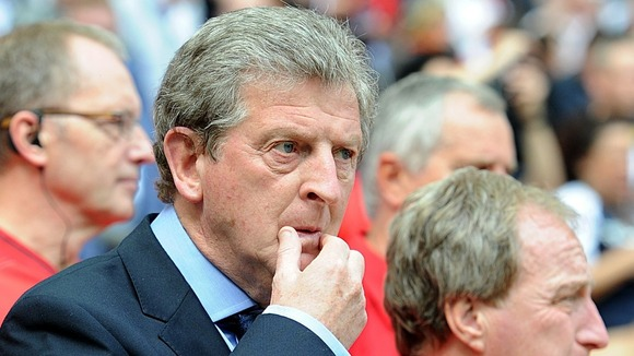 Roy Hodgson is unbeaten in his first three games as England manager.