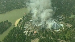 In 2002 a fire temporarily closed the village.