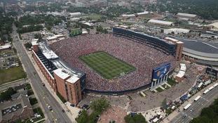 Ann Arbor stadium