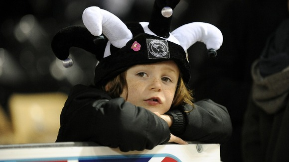 Derby County Fan