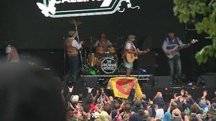 Band play