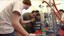 Southampton University Science Week