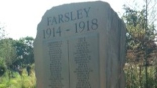 WW1 Farsley