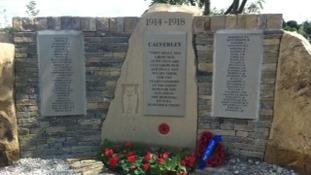 WW1 Calverley