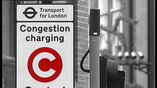 Text payment for congestion charge could go