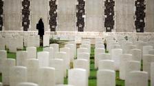 WW1 Cemetery