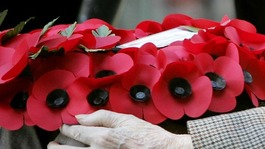 London commemorates WW1 100 years on