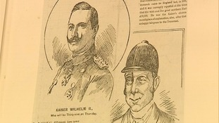 Kaiser Wilhelm 2nd and the Earl of Lonsdale