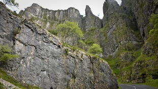 PA picture of Cheddar Gorge