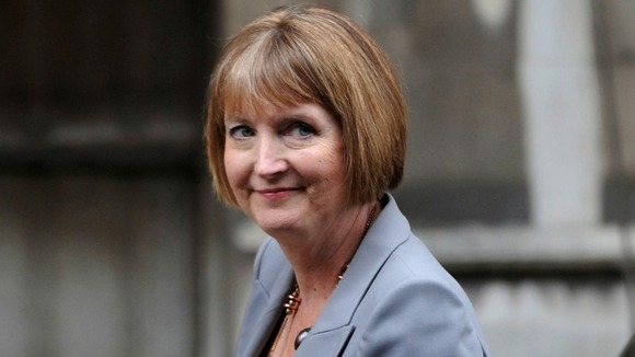 Shadow Culture Secretary Harriet Harman.