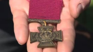 Cumbrian Victoria Cross Medal winners from WWI