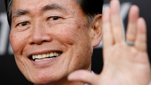 George Takei is known for regular jokes and memes on social media.