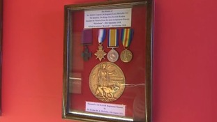 Scotland's WWI Victoria Cross medal winners