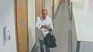 Do you know this man? Police would like to speak to him over an assault at a Leeds hospital