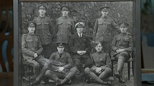 All eight of the Lord brothers survived the First World War.