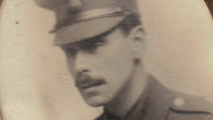 Captain Francis Mount was killed in action during the Battle of Loos.