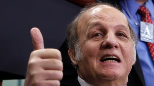 Former White House Secretary James Brady.