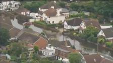 Felpham floods