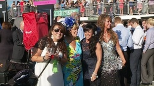The Ladies Day event is one of the biggest in the racing day calendar