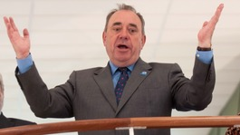 Salmond and Darling Independence debate