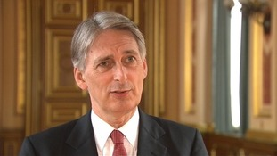 Foreign Secretary Philip Hammond said progress has been made over the conflict.