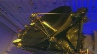 The Rosetta spacecraft
