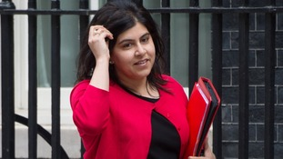 "Baroness Warsi said choosing to resign was ""an incredible difficult decision"""