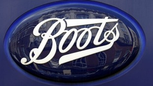 Boots sign