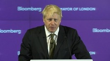 Boris Johnson has put an end to speculation about running for Parliament in 2015.