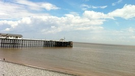 Penarth Pier named as Wales's favourite place