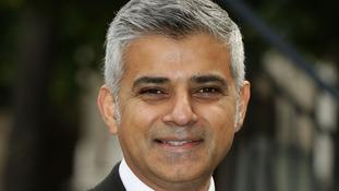 Sadiq Khan claimed Mr Johnson's announcement showed David Cameron was 'weak'.